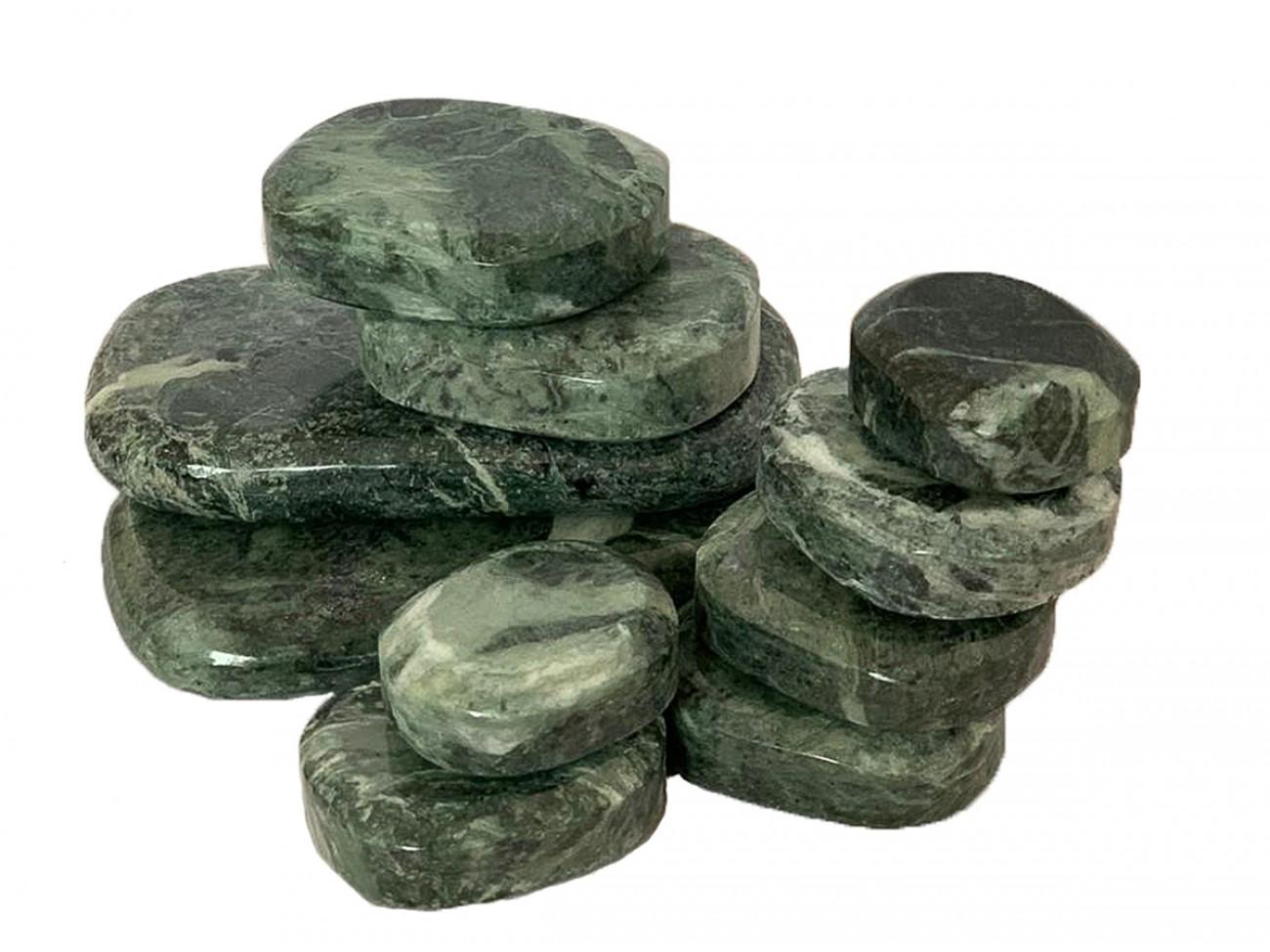 """Камни для массажа """"Vöhringer"""". Набор 10 шт."""