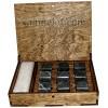 """Камни  для охлаждения виски """"Vöhringer"""".  Набор 9 шт.  в подарочной упаковке."""